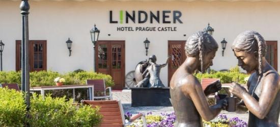 Based on 2 people per night | Quaint stay in historic Prague, Lindner Hotel Prague Castle, Czech Republic