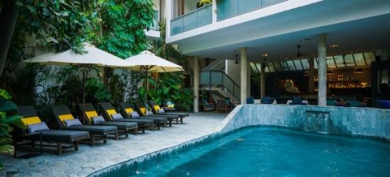 Based on 2 people per night | Modern Phnom Penh hideout in the heart of the city, Rambutan Resort Phnom Penh, Cambodia