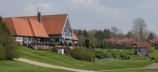 Based on 2 people per night | Relaxing Northern France golf hotel & spa, Najeti Hôtel du Golf, Lumbres