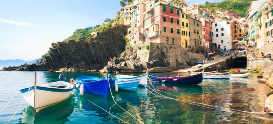 Based on 2 people per night | Lovely harbourside stay on Italy's Cinque Terre, Hotel Il Gabbiano, La Spezia
