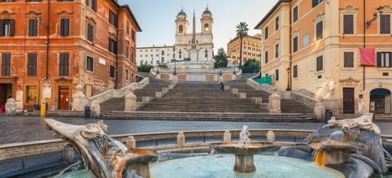 Based on 2 people per night | Tech-savvy award-winner near the Spanish Steps, iRooms Spanish Steps, Italy