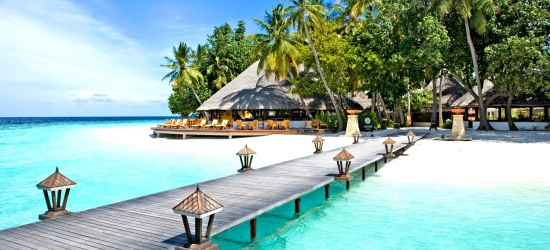 Maldives: 7-nt luxury holiday, transfers & ocean view