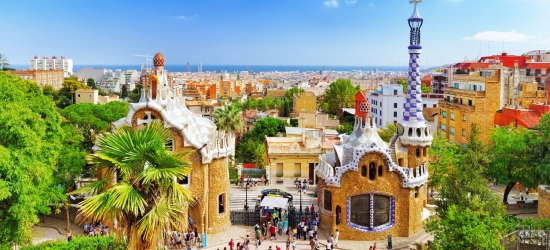 9-nt Barcelona stay & Med cruise on