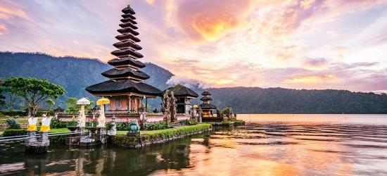 7-nt Bali tour, Singapore stay & Asia cruise