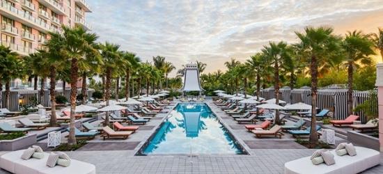 £183-- Nassau: 'Top Resort in the Bahamas' w/£82 in Extras