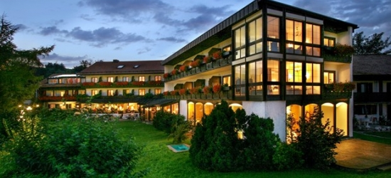 £255 & up -- German Alps: 2-night break w/dinner, 45% off