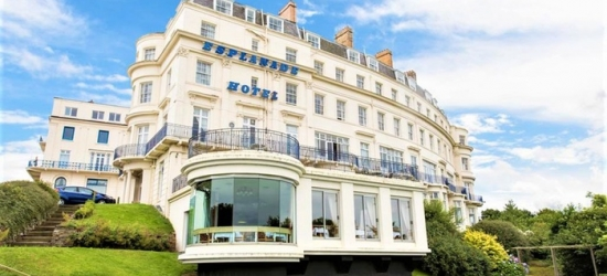 North Yorkshire: Double Room for Two with Breakfast, Late Check-Out and Optional Afternoon Tea at Esplanade Hotel