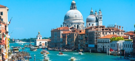 ✈ Venice: 2-5 Nights at Choice of Hotels with Return Flights*