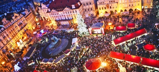 ✈ European Christmas Markets: 2 or 3 Nights in a Choice of Cities with Flights*