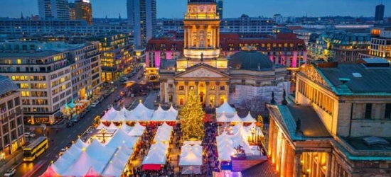 European Christmas Market Escape  - 12 Locations!