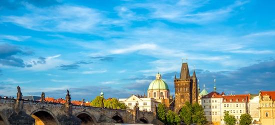 4* Central Prague Getaway, B&B  - Executive Room Stay!