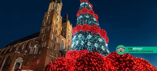 4* Krakow Christmas Market Mini-Break, Breakfast