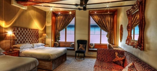 4* Signature Living VIP Package Stay, Afternoon Tea & Spa Access
