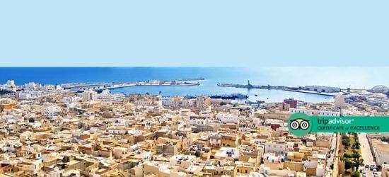 7nt 5* All-Inclusive Tunisia Stay, Sea View