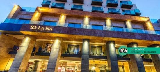 4* Mellieha, Malta Getaway  - Award-Winning Hotel!