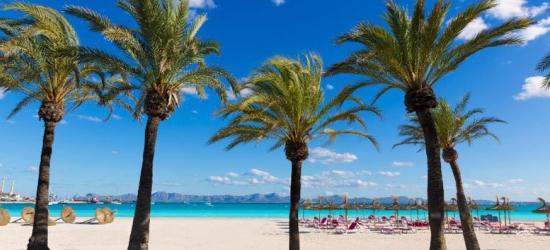 Half-Board Mallorca Beach Getaway  - 4* Hotel Options!