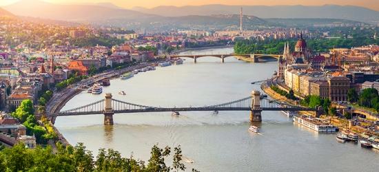Budapest City Getaway  - Boat Hotel Stay!