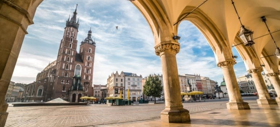 4* Krakow City Escape, Breakfast