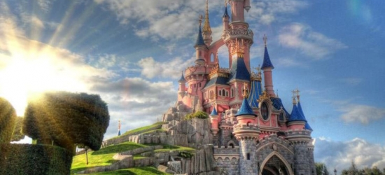 Wintry Disneyland Escape  or Eurostar - Park Ticket Option