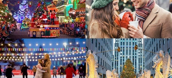 Xmas Market Mystery Holiday - New York, Dubai, Vegas, Munich & More!