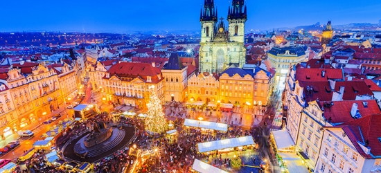 4* Prague Christmas Markets Break, Breakfast