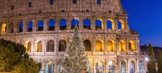 4* Rome Christmas Market Break, Breakfast
