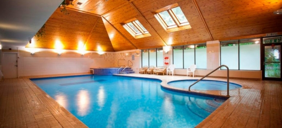 2-3nt Snowdonia Superior Lodge Stay for 2, Spa Access & Breakfast