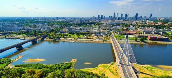 Central Warsaw City Break