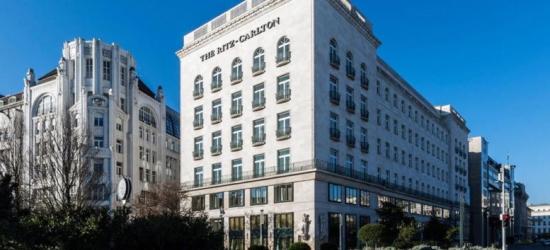5* Budapest Ritz Carlton Escape, Breakfast  - Superior Room