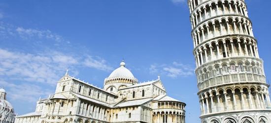 4* Florence & Pisa City Breaks, Train Tranfers