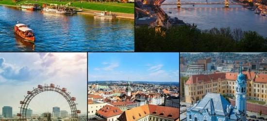 Europe Multi-City Trip - Krakow, Brno, Bratislava, Vienna & Budapest!