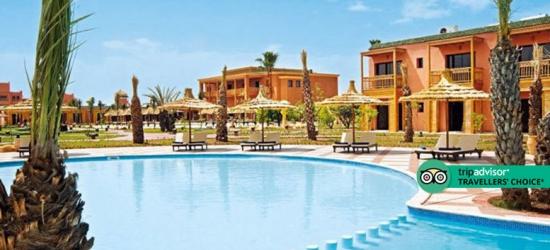 4* All-Inclusive Marrakech Spa Retreat  - Aqua Park!