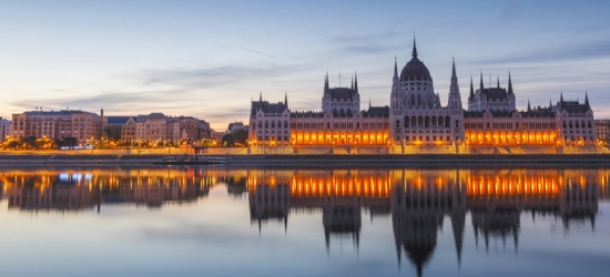 4* Budapest City Break, Hop-On, Hop-Off River Cruise