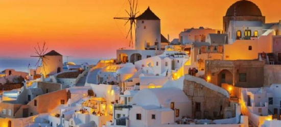 Santorini Island Getaway, Breakfast  - Summer 2020 Dates!