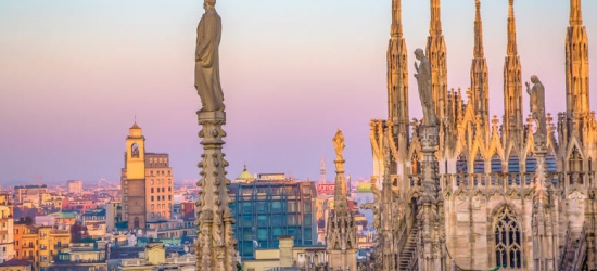 4* Milan & Turin, Italy Break, Transfers  - 4 Tours Included