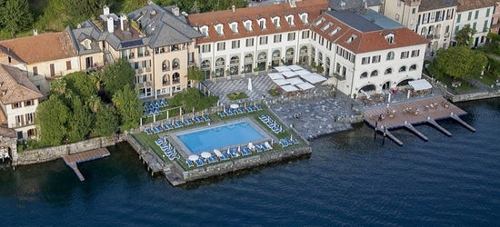 3nts at the 4* Hotel San Rocco, Piedmont