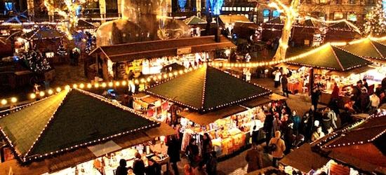 4* Budapest Christmas market break