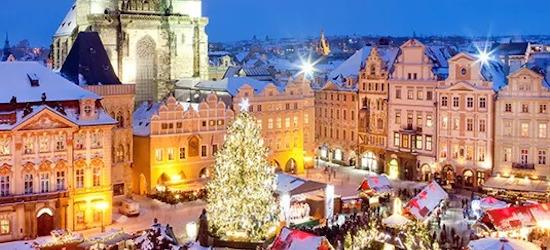 4* Prague Christmas market break