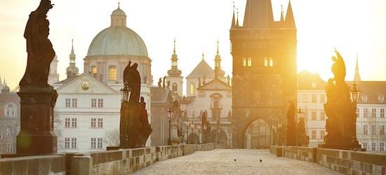 4* Prague city break w/flights