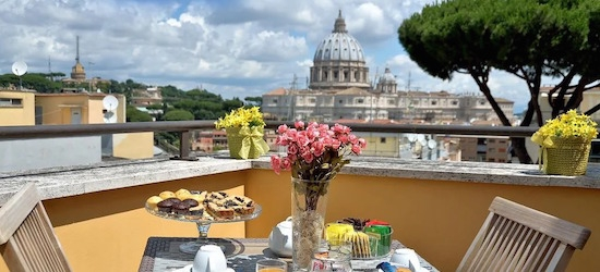 3nt 3* Rome escape (4.5/5 on TripAdvisor)