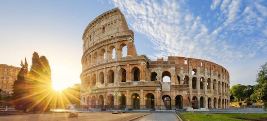 4* romantic Rome city break