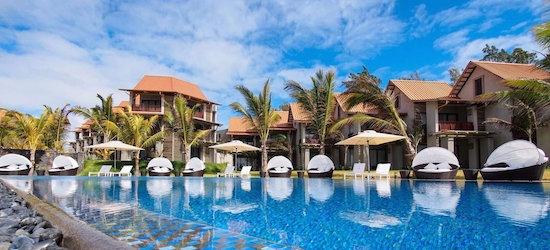 7nt 4* Mauritius beach getaway