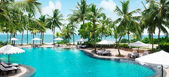5* Sri Lanka resort & spa getaway