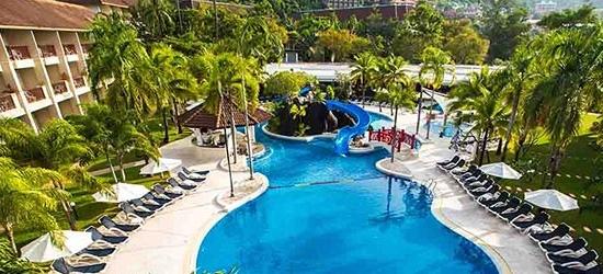 8nt 4* Phuket getaway w/flights