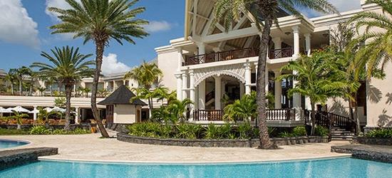 5* luxury half-board Mauritius escape