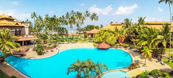 7nt 5* luxury Sri Lanka escape
