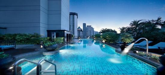 5* luxury half-board Bangkok escape w/flights