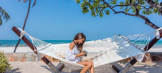 5* luxury Thailand resort holiday