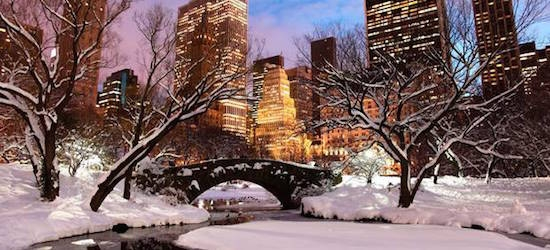3* New York escape w/flights