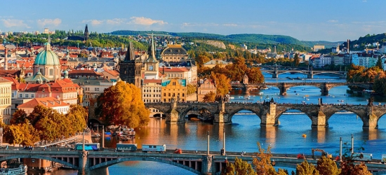 2nt 4* Prague city break w/breakfast & flights